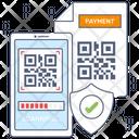 Qr Code Access Icon