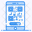 Qr Code Access Barcode Ecommerce Icon