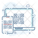 Qr Code Device Icon