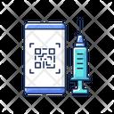 Color Icon Qr Icon