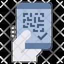 QR Code Reward Icon