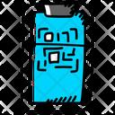 Qr Code Scanner Quick Response Code Matrix Barcode Icon