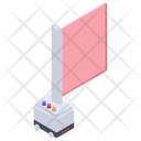 Scanning Robot Robotic Scanner Scanning Machine Icon