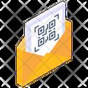 Qr Mail Icon