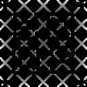 Qr Code Qr Scanning Barcode Scanning Icon