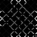 Qr Code Bar Code Material Code Icon