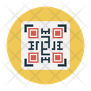 Qrcode Shopping Product Icon