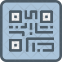 Qrcode Code Scan Icon