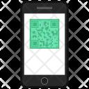 Code Mobile Phone Icon