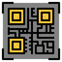 Bitcoin Wallet Address Icon