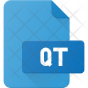 Qt file Icon