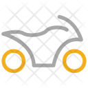 Quad Wheeler Vehicle Icon