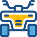 Quad Car Camo Icon