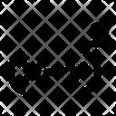 Quadrate Quadration Square Icon