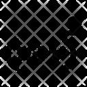 Quadration Quadrate Square Icon
