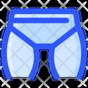 Quadriceps Knee Muscle Icon