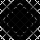 Quadrilateral frame Icon