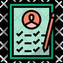 Qualified Leads Cheklist Client Icon