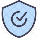 Quality Control Shield Icon