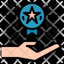 Quality Award Guarantee Icon