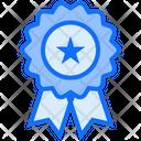 Quality Medal Guarantee Icon