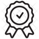 Quality Badge Market Quality Icon