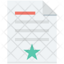 Quality Proof Paper Icon