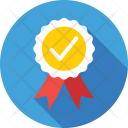 Badge Quality Promotion Icon