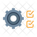Quality Control Checklist Icon