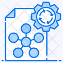 Quality Analysis Quality Assessment Data Analytics Icon
