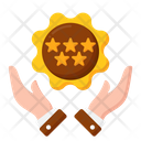Quality Assurance Quality Management Best Quality Icon