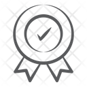 Quality Assurance Badge Ribbon Badge Award Badge Icon