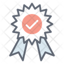 Achievement Badge Award Icon