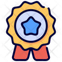 Quality Quality Badge Ranking Icon