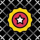 Badge Medal Award Icon