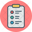 Quality Control Certification Management Icon