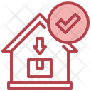 Quality Control Product Delivery Icon