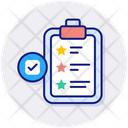 Quality Control Assurance Certification Icon