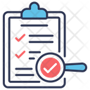 Approved Checklist Quality Control Icon