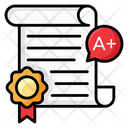 Quality Education Best Study Success Study Icon