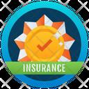 Quality Insurance Badge Icon