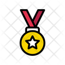 Medal Award Badge Icon