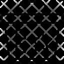 High Quality Quality Goods Quality Basket Icon