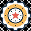 Quality Sticker Guaranteed Icon