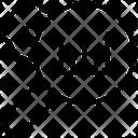 Quantitative Segments Competition Icon