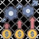 Quantitative Policy Quantitative Easing Icon