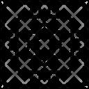 Quantum Science Computing Icon
