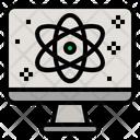 Quantum Computing Icon