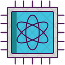 Quantum Computing Icon