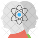 Quantum Learning Artificial Icon